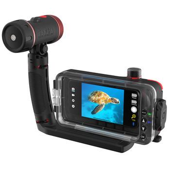 Sealife SportDiver Pro 2500 Set - back view