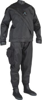 DUI Yukon II Drysuit - Black