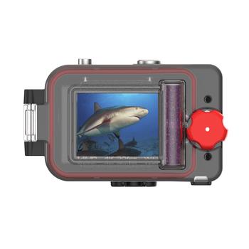 Sealife Reefmaster 4K Camera - view screen