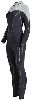 Henderson Aqua Lock 3mm Wetsuit - Ladies - Side View