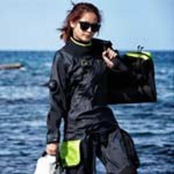 Drysuit Scuba Diving Manual