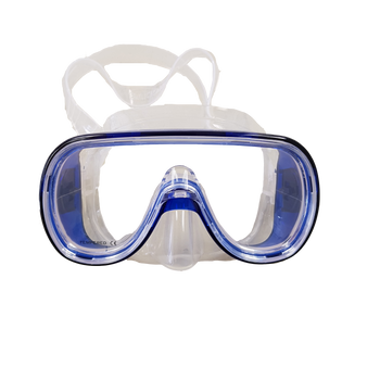 Kid's Snorkeling Mask - Blue