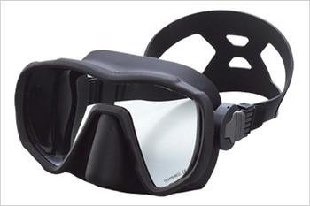 Sculpin Frameless Mask