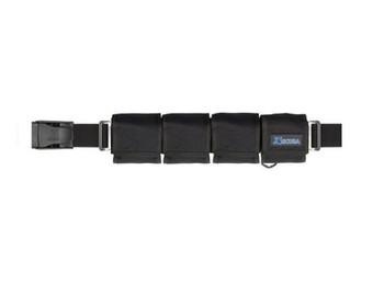 Soft Pocket Weight Belt - 8 pockets