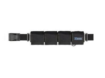 Soft Pocket Weight Belt - 8 pockets
