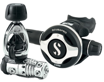 Scubapro MK25 EVO / S600 Regulator Set
