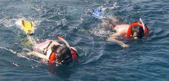 Floatation Vest for Snorkeling