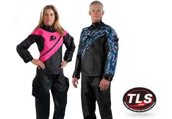 DUI TLS350 Drysuit
