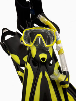 Tusa Freedom Diving Package - Yellow