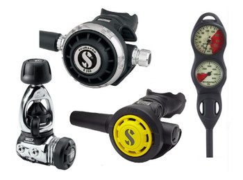 Scubapro MK17 EVO / G260 Regulator Package