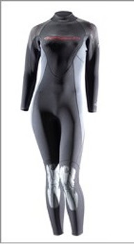 Akona 5mm Quantum Stretch Wetsuit - Ladies Sizes & Style