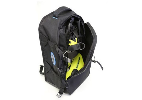 Includes customized backpack for easy travel