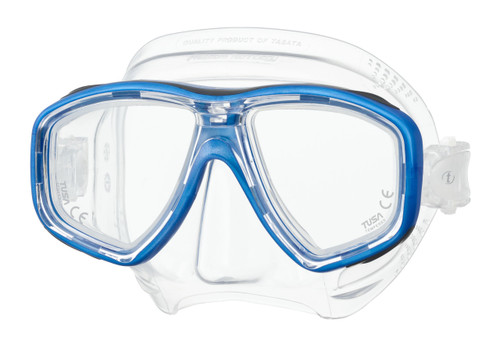Tusa Ceos Mask - Fishtale Blue