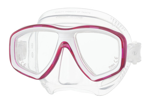 Tusa Ceos Mask - Bright Pink
