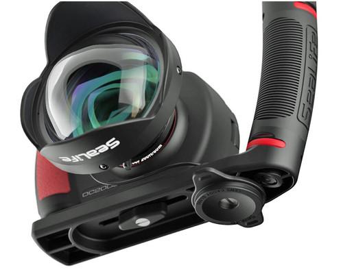 Sealife Lens Caddy - Attach with standard tripod screw