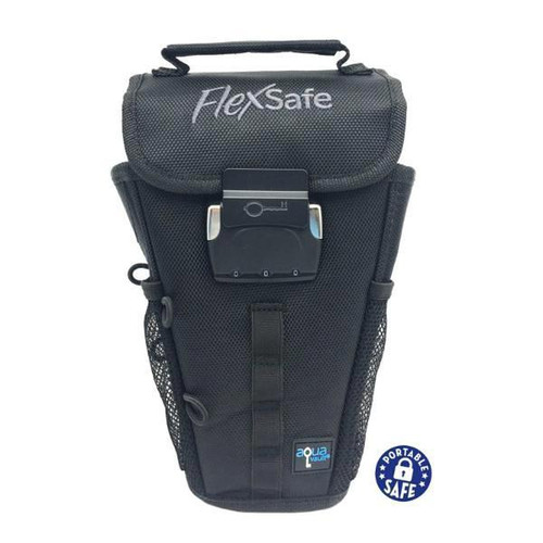 Aquavault Flex Safe Portable Travel Safe