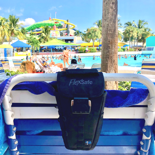 Flexsafe - By the pool