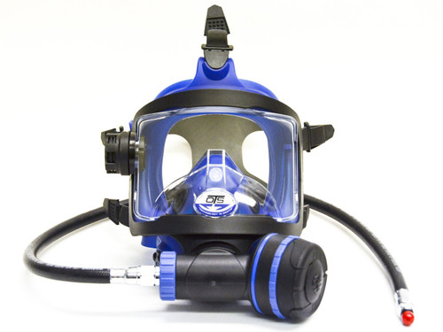 OTS Guardian Full Face Mask - Blue
