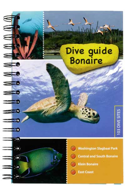Dive Guide and Map for Bonaire Dive Sites