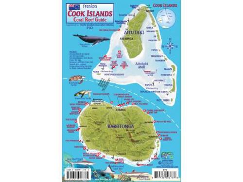Waterproof Fish ID Card - Cook Islands