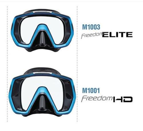Freedom Elite & HD Comparison