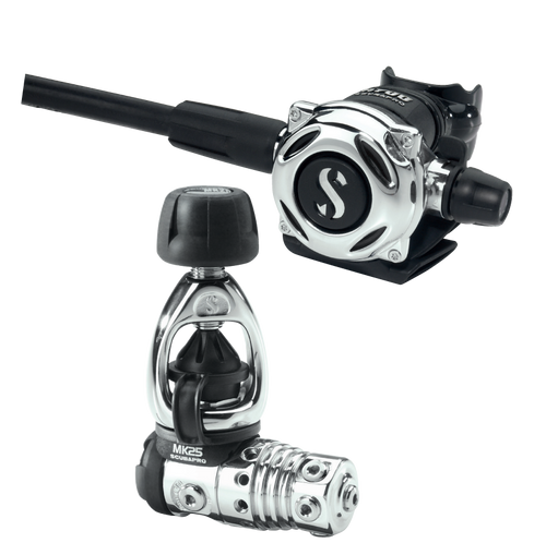 Scubapro MK25 EVO / A700 Regulator Set