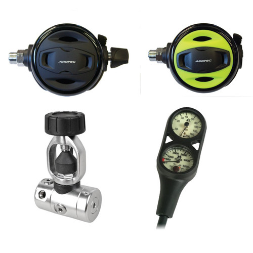 RG-1002 Extreme Regulator Package for scuba diving