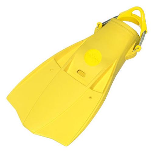 Turtle Fin - Yellow