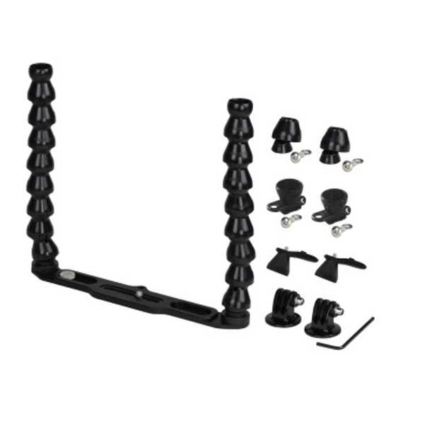 Deluxe Camera Tray with Adapters