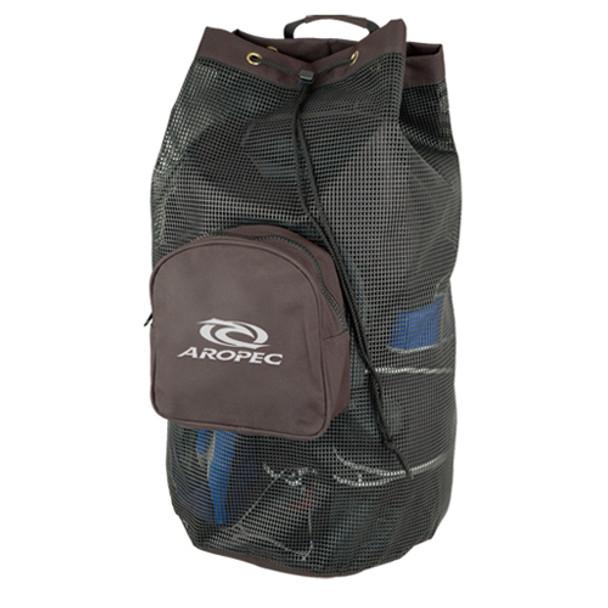 Heavy Duty Mesh Backpack for Scuba Diving Gear