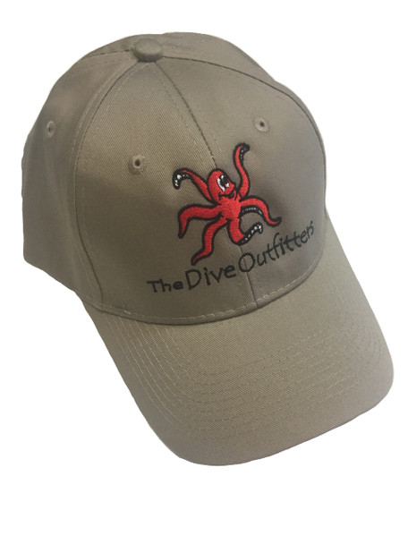 The Dive Outfitters ball cap