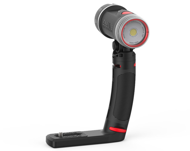 Sea Dragon 2000 Video Light w/ Tray & Grip