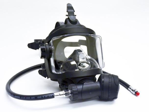 OTS Guardian Full Face Mask - Black