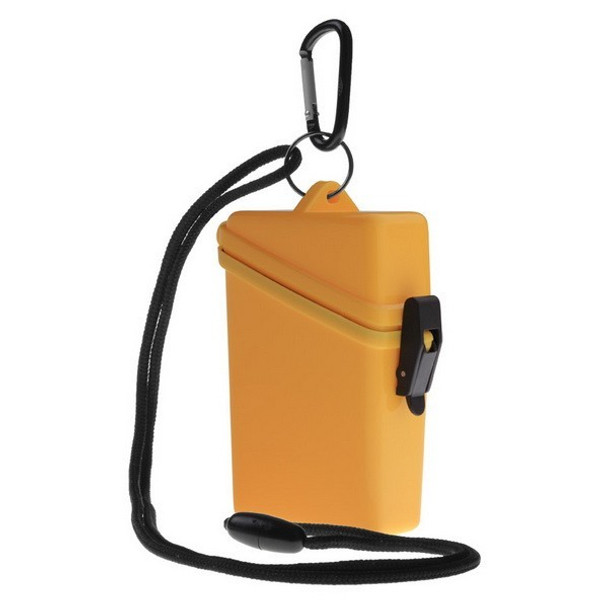 Credit Card Case - Yellow
