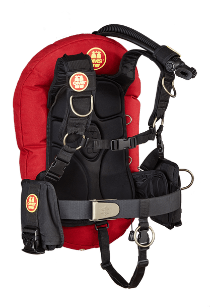 OMS IQ Lite Harness & Wing System