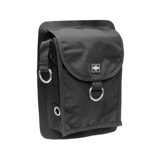Highland Glue-On Pocket for wetsuit or drysuit