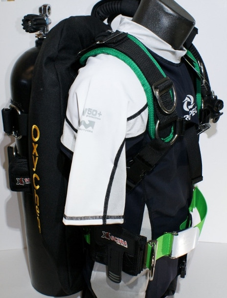 Deluxe Harness - Green