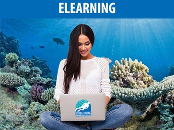 SDI Discover Scuba Course E-Learning Online