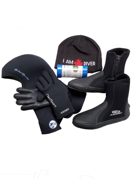 Essentials Pack - Cold Water Diver