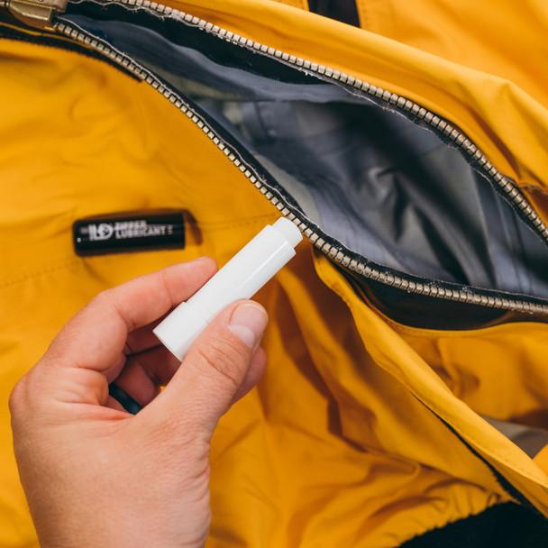 Zipper Lubricant for dry zipper