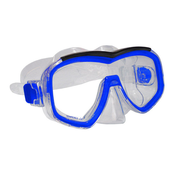 Barracuda II Mask - Blue
