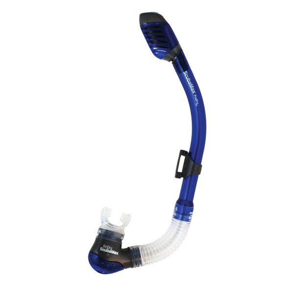Kid's Dry Snorkel - Blue