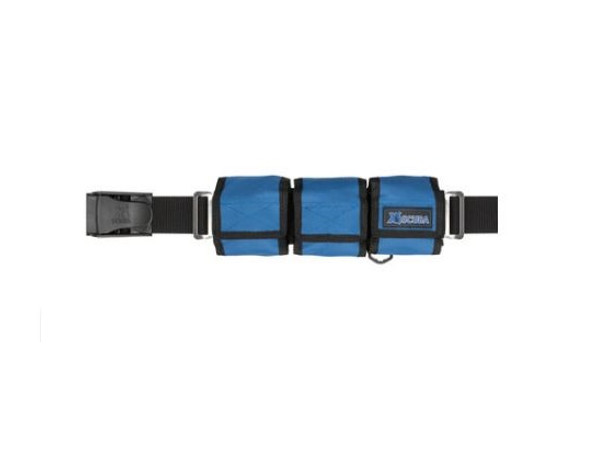 Soft Pocket Weight Belt - 6 pockets