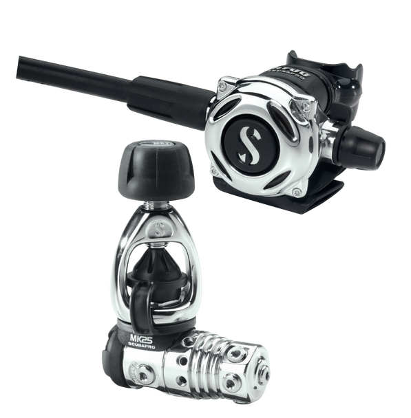 Scubapro MK25 EVO / A700 Regulator Set