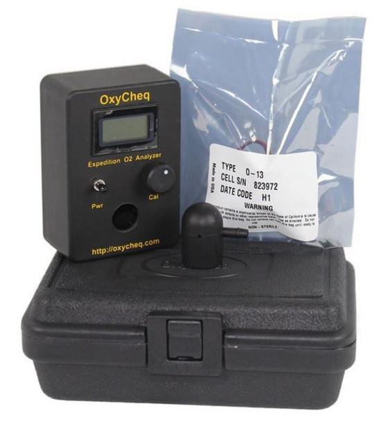Oxycheq Nitrox Oxygen Analyzer