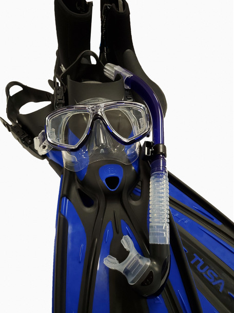 Tusa Ceos Diving Package - Blue