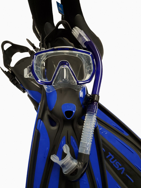 Tusa Freedom Diving Package - Blue