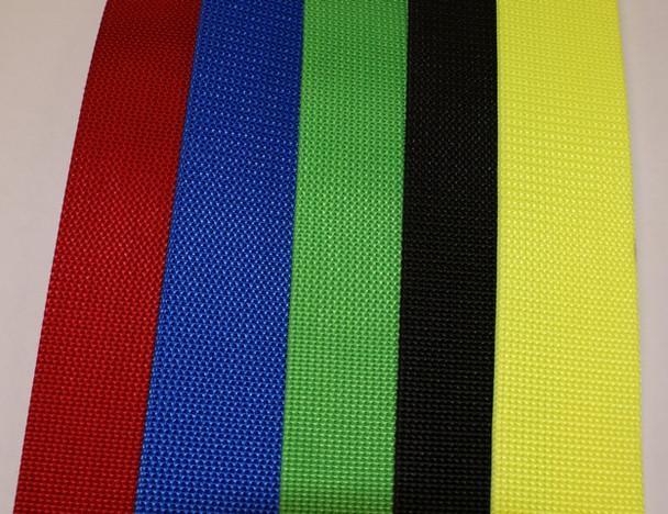 Choice of webbing color