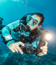 Sealife Micro 3.0 Underwater 4K Camera - Color correction built-in