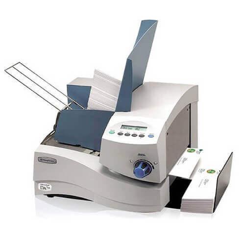 Pitney-Bowes AddressRight-W707 printer